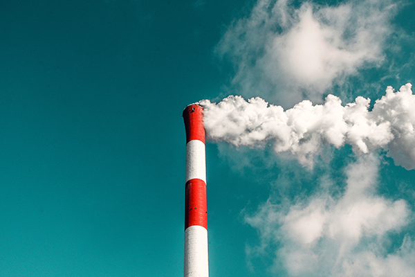 an image of a smoke stack